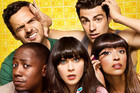 New Girl on FOUR