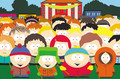 The cast of South Park