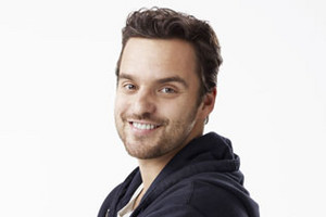 Nick played by Jake Johnson