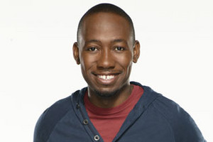 Winston played by Lamorne Morris