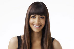 Cece played by Hannah Simone