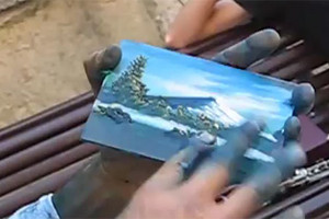 Worth Sharing: Finger Painting
