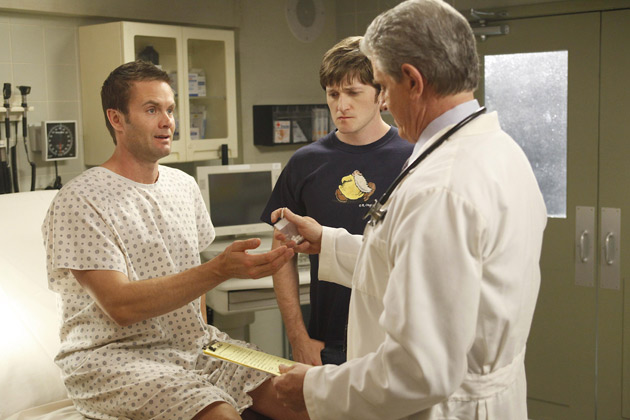 A scene from Raising Hope - Snip/snip - Season 1, Ep 15