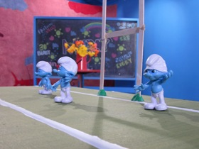 Smurf Rugby