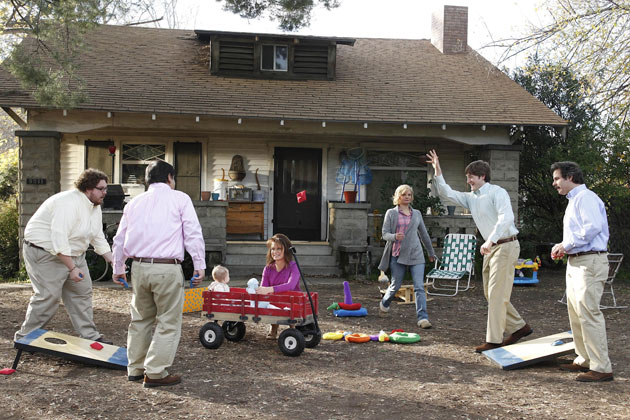 A scene from Raising Hope - Cultish Personality - Season 1, Ep 16.