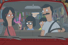 After the family car breaks down and ruins their plans for a movie night out, the Belchers find themselves competing on the TV game show 'Family Fracas!'.