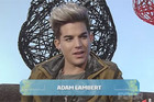Adam Lambert interview - FOUR Live