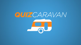 Sticky TV Quiz Caravan