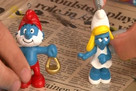 Smurf Jewellery
