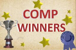 Comp Winners!