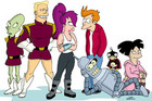 Futurama, weeknights 6:30pm