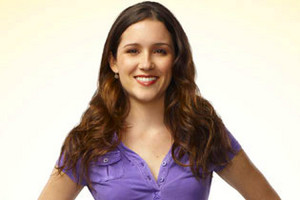 Shannon Marie Woodward (as Sabrina)