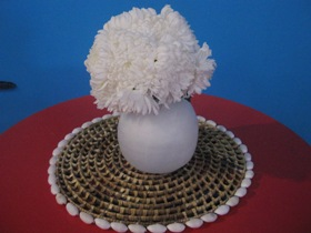 Wax Vase
