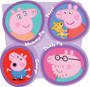Peppa Pig's family!