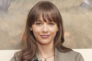 Rashida Jones on Parks and Recreation on FOUR