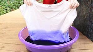 Dip-Dyed T-shirt