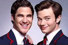 Glee couple: Klaine