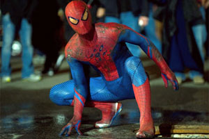 DVD of the Week: The Amazing Spiderman
