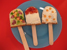 Popsicle Sandwiches