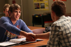 Blake Jenner joins Glee