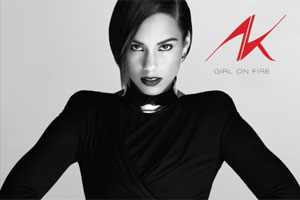 Album of the Week: Alicia Keys Girl on Fire