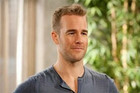 James Van Der Beek interview