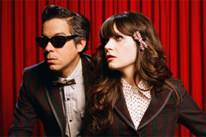 She and Him: Baby It's Cold Outside