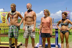 Survivor Blog
