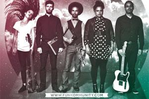 Get tickets to Funkommunity Live
