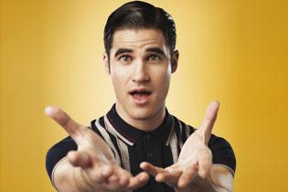 Darren Criss (Blaine)