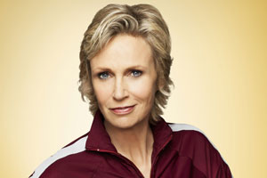 Jane Lynch (as Sue Sylvester)