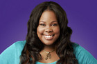 Amber Riley (as Mercedes Jones)