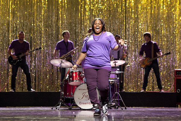 Mercedes (Amber Riley)
