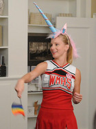 "Brittany (Heather Morris) in ""I Am Unicorn."""