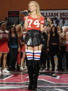 Brittany (Heather Morris) in &quot;Asian F.&quot;