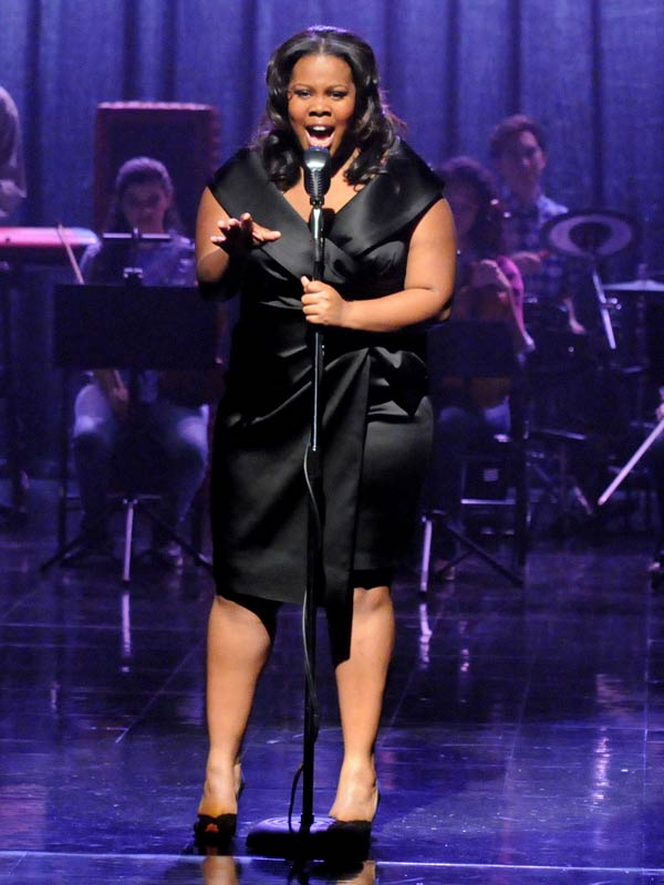 "Mercedes (Amber Riley) in ""Asian F."""