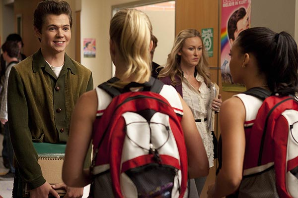 Brittany meets the new student - Rory