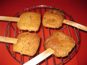 Cookies on Sticks