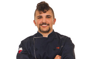 Richie Farina - Top Chef Texas on FOUR