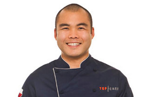 Paul Qui - Top Chef Texas on FOUR