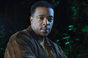 Hank (played by Russell Hornsby)
