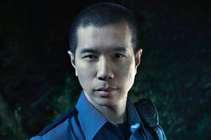Sgt Wu (played by Reggie Lee)