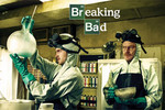 Breaking Bad Scenes Edited Out of Sequence