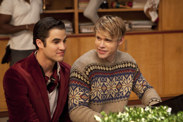 Behind the Scenes - Darren and Chord.