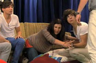 One Direction pranked by Nickelodeon