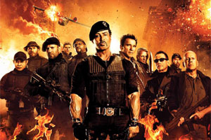 Film of the Week: The Expendables 2
