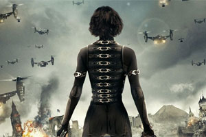 Film of the Week: Resident Evil - Retribution