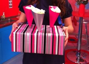 Popcorn Cones