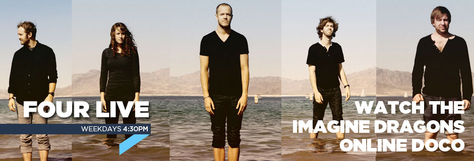 FOUR Live Imagine Dragons doco