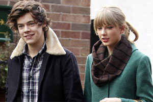 Taylor Swift wants to get back with Harry Styles
